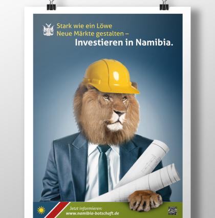 Botschaft der Republik Namibia