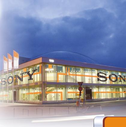 Sony Europe – Press Forum